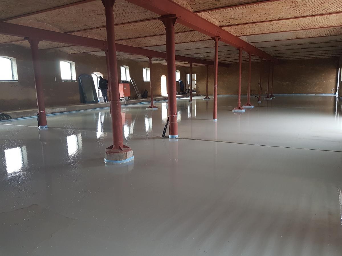 fachbetrieb für innenausbau, designestrich, fussbodenkonstruktionen